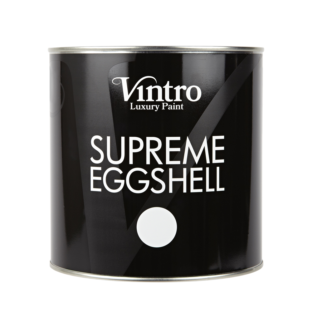 Eggshell paint by Vintro