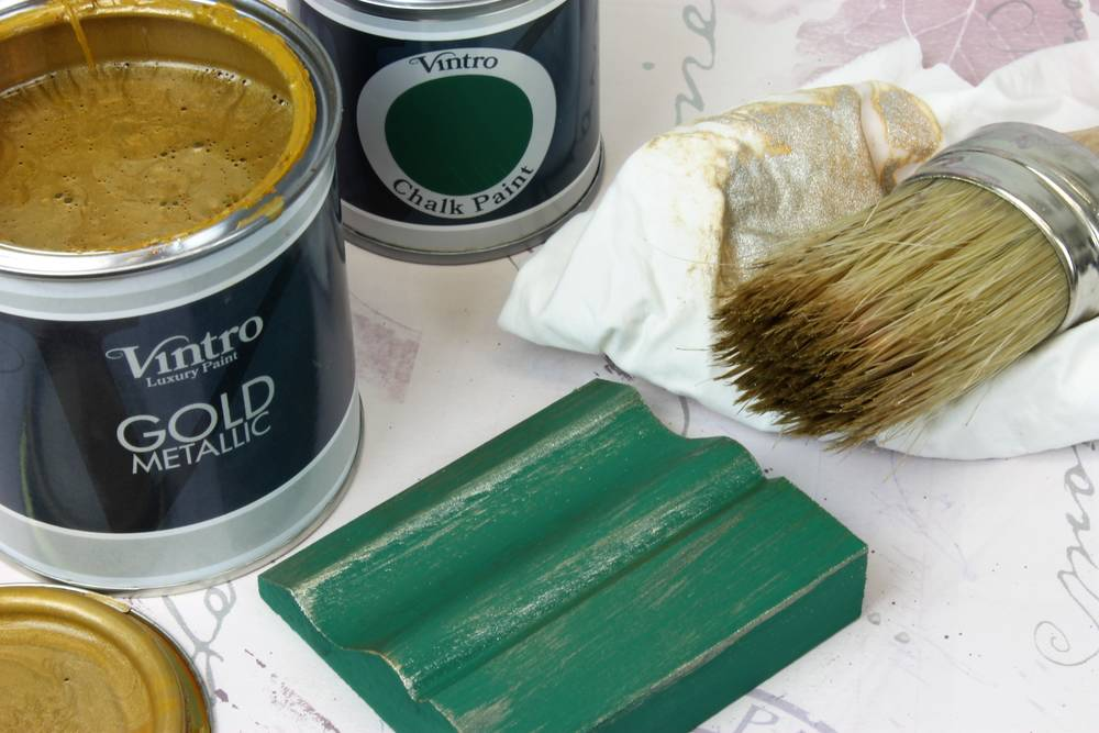 Dry Brushing Chalk Paint thumbnail image