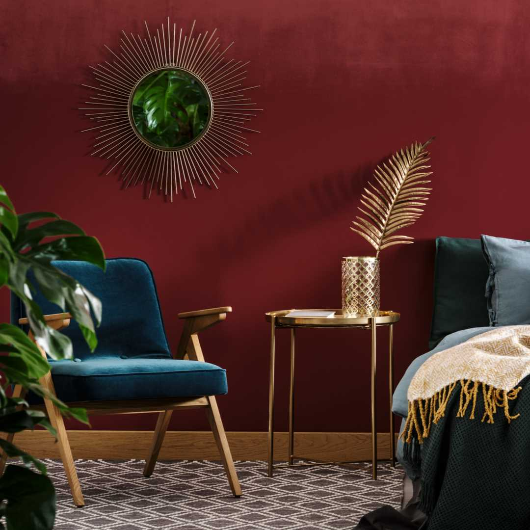 opulence style interior trends 2019 2020 matt emulsion wall paint vintro